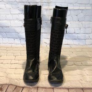 Michael Kors black boot